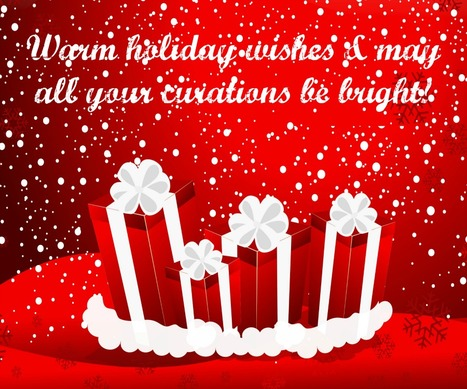 Warm wishes & happy curations to all! | Public Relations & Social Media Insight | Scoop.it