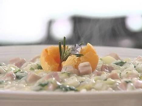 Ricetta Risotto tiepido di primavera | Alice.tv | ricette della tradizione | Scoop.it