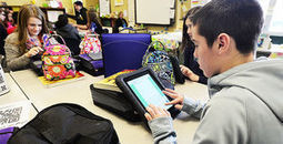 Washington County teachers say iPads benefit students | Go Go Learning | Scoop.it
