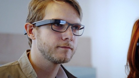 Google Glass : nouvelles lunettes en vue avec un design repensé | Téléphone Mobile actus, web 2.0, PC Mac, et geek news | Scoop.it