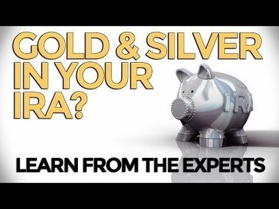 Mike Maloney Announces Free Gold & Silver IRA Webinar | Gold Bars | Scoop.it