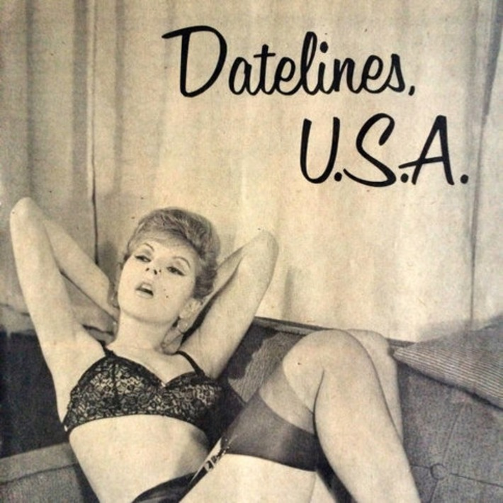 Datelines USA Lingerie Lady - Vintage Pinup Girl | Sex History | Scoop.it