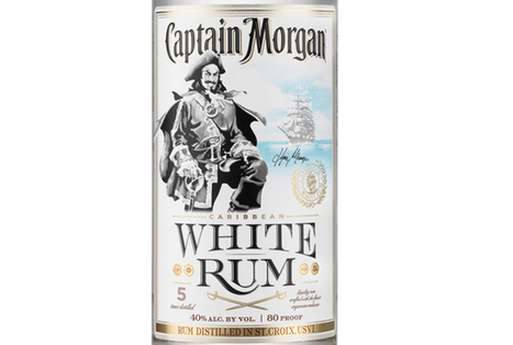 Review: Captain Morgan White Rum - Drink Spirits | Whiskey, Rum and Spirits | Scoop.it