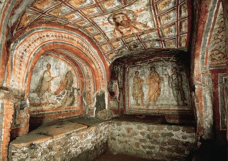 ¿Quién construyó las Catacumbas de la Antigua Roma? | LVDVS CHIRONIS 3.0 | Scoop.it