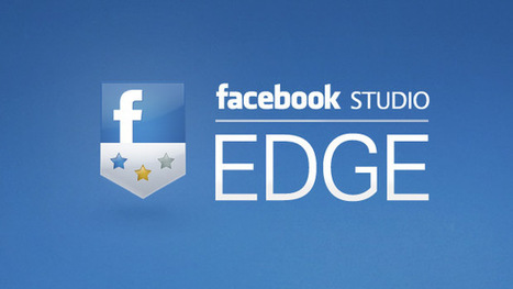 Facebook Studio :: Facebook Studio - Education | Facebook Marketing | Scoop.it