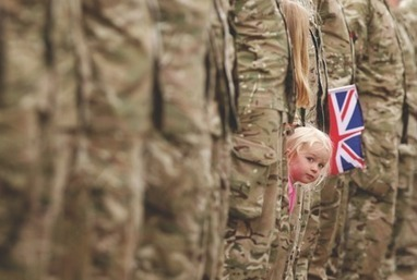 Campaigners call for British Army to raise minimum age - First News | Military | Scoop.it