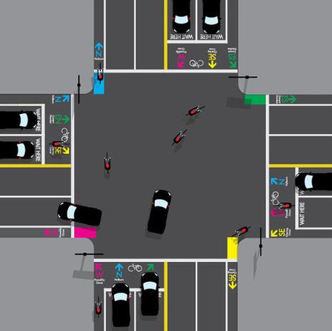 Cycling Cities de Jun Kwon, sistema de información para ciclistas. Londres | | Cycling | Scoop.it