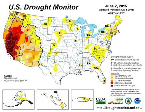 The Biggest U.S. Population Gains Are In Drought-Stricken Counties | AP Human Geography @ Hermitage High School - Ms. Anthony | Scoop.it
