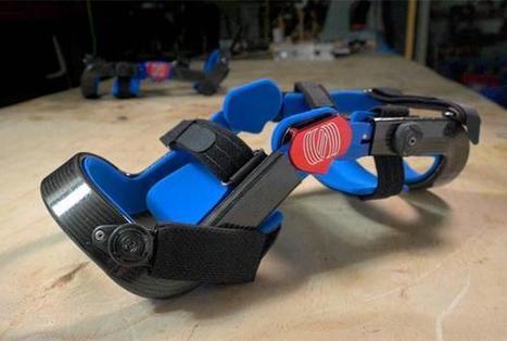 Bionic knee brace helps people to walk | NovaScotia News | Scoop.it