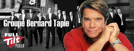 Laurent Tapie, directeur de New Full Tilt Poker Company | Poker news France | Scoop.it