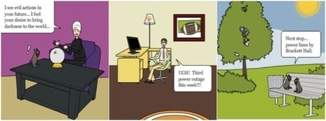 Using Comic Strips as a Teaching and Learning Tool | Pop Culture in Education | Scoop.it
