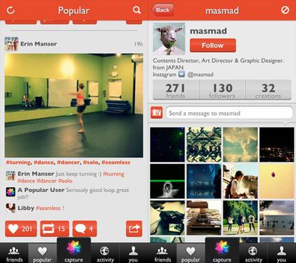 6 apps gratuitas para crear cinemagraphs desde tu móvil [iPhone y ... | tecnología y aprendizaje | Scoop.it