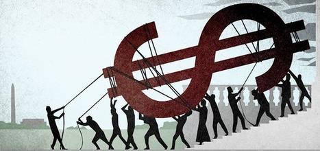 Grecia no paga al FMI, se sale del rescate y abre la puerta a reclamar otros créditos pendientes   La R-Evolución de ARMAK   Scoop.it