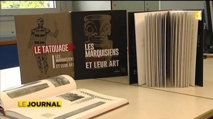 Ré édition de la trilogie « Les Marquisiens et leur art » | polynésie 1ère | Océanie | Scoop.it