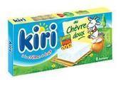 Kiri sort une version au chèvre doux | Innovation des produits de grande consommation | Scoop.it