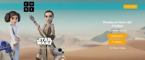 Para aprender a programar con personajes de Star Wars | TICs para Docencia y Aprendizaje | Scoop.it