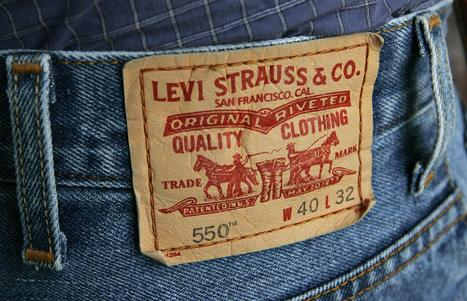 Levi's CEO Says Never Wash Your Jeans | Troy West's Show Prep | Scoop.it