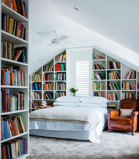Reading in bed again | NIU. Interiors & homes | Scoop.it