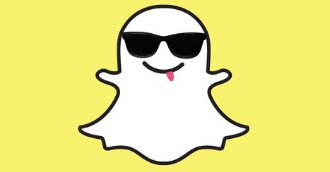 8 Brands Rocking Snapchat | An Eye on New Media | Scoop.it