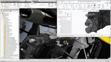 AutoDesk Rolls Out New 3D Printing Features in Inventor Professional 2016 | 3D Printing and Innovative Technology | Scoop.it