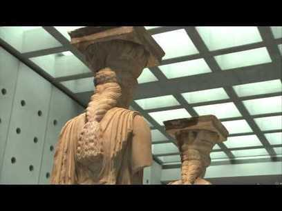 Museum: A short visit to the Acropolis Museum, Athens (video)   Archaeology Travel   Scoop.it