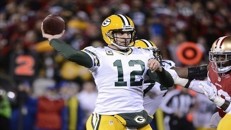 Aaron Rodgers: Green Bay Packers Fans Need to Start Healing Process, Retire Brett Favre's No. 4 | Farming Big | Scoop.it