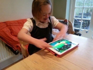 Great apps for children with Down's Syndrome | Nosy Crow | Education | Scoop.it