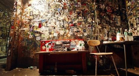 Le sous-sol de Lester Bangs   Slate   Bibliothèque, rhubarbe et gougnafier   Scoop.it