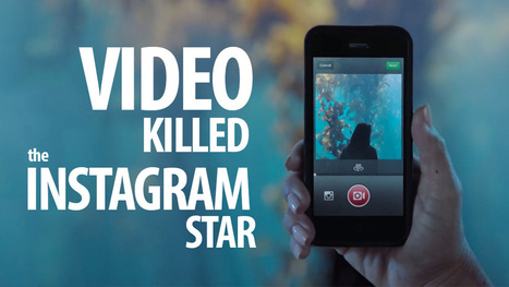 Why Instagram Can't Do for Video What It Did for Photos | Business Studies | Scoop.it