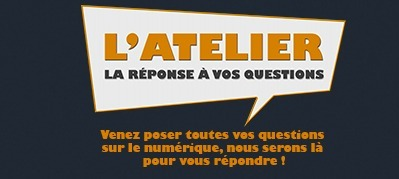 L'Atelier : questions / réponses autour de l'informatique à La Cantine Toulouse | La Cantine Toulouse | Scoop.it
