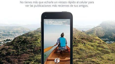 Facebook presenta Facebook Home para Android   Ciencia y Tecnologia Noticias   Scoop.it