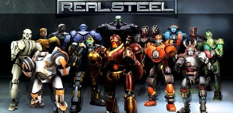 Real Steel v1.5.8 apk [Unlocked] | Android Games | Scoop.it