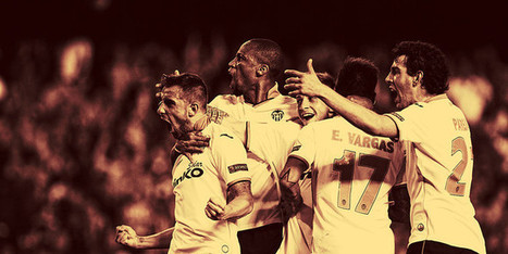 #VCFsentiment - Análisis de la eliminatoria del Valencia CF ante el Sevilla FC - Página web oficial Valencia CF | Football-ValenciaCF | Scoop.it