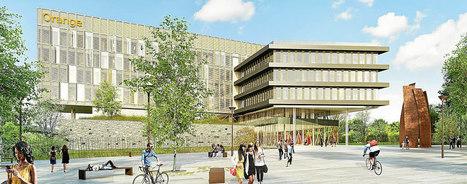 Orange Labs.  Rennes bâtit la maison aux 1.000 chercheurs | Technologie, innovation, recherche | Scoop.it