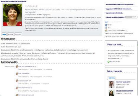 RFF place le réseau social d'entreprise au cœur de son intranet   RSE - Réseaux sociaux d'entreprise   Scoop.it