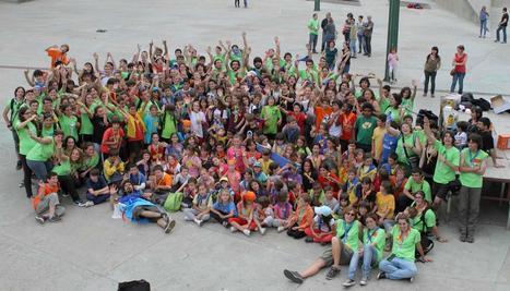 'M'escoltes', la gran festa de l'escoltisme a Girona   Escoltisme català   Scoop.it