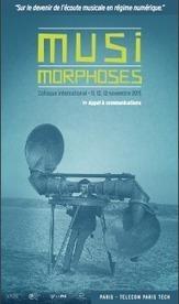 Musimorphoses : un colloque international sur le devenir de l'écoute musicale en régime numérique | Quatrième lieu | Scoop.it