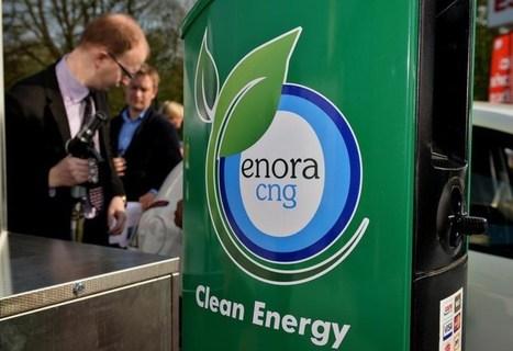 Du biogaz transformé en carburant   Biométhanisation   Scoop.it
