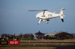 Unmanned helicopter demo puts detect and avoid to the test | robotique & simu | Scoop.it