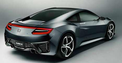 2016 Acura NSX Redesign And Engine   Car Innovation   Scoop.it