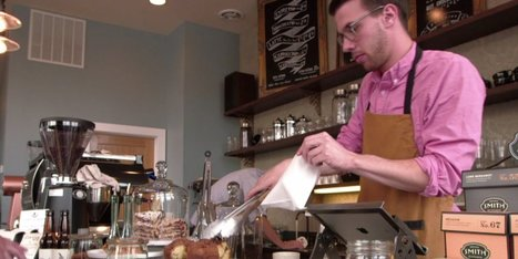 Denver Purple Door Coffee Shop Hires Homeless Youth, Gives Them Second Chance... | Coffee News | Scoop.it