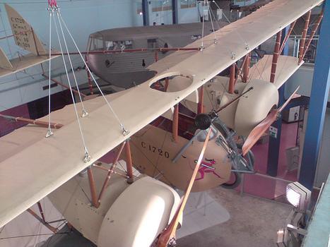 Le musée de l'Air va faire revivre les pilotes de la Grande Guerre   Service de documentation du Centre National sur la Grande Guerre   Scoop.it