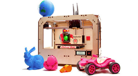 What is 3D printing? | ExtremeTech | omnia mea mecum fero | Scoop.it