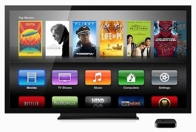 Apple TV refresh expected next week with tweaked AirPlay function | technology | Scoop.it