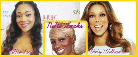 Wendy Williams gives NeNe Leakes Advice, Talks Mimi Faust Sex Tape | Celebrity Gossip | Scoop.it