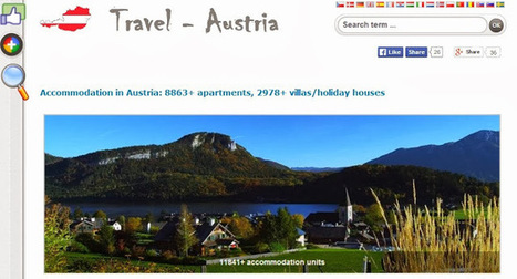 Review: Travel to Austria website | Wanderful Experience | Scoop.it