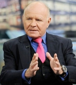 Marc Faber - Be Careful, The Chinese Economy May Crash | Gold and What Moves it. | Scoop.it