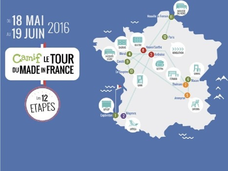 [ AGENDA ] Visitez les plus belles entreprises de France ! | décoration & déco | Scoop.it