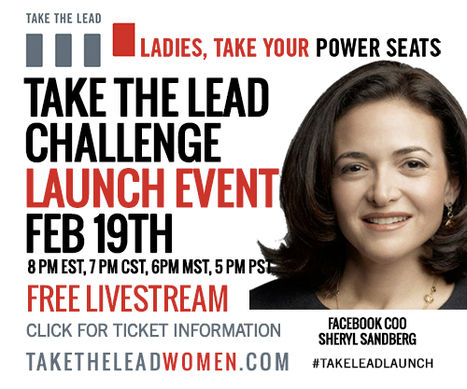 Reframing the leader 'bitch'. Take the Lead webevent Feb19.   Women in Business   Scoop.it