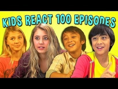 KIDS REACT 100TH EPISODE SPECIAL | Marketing | Scoop.it